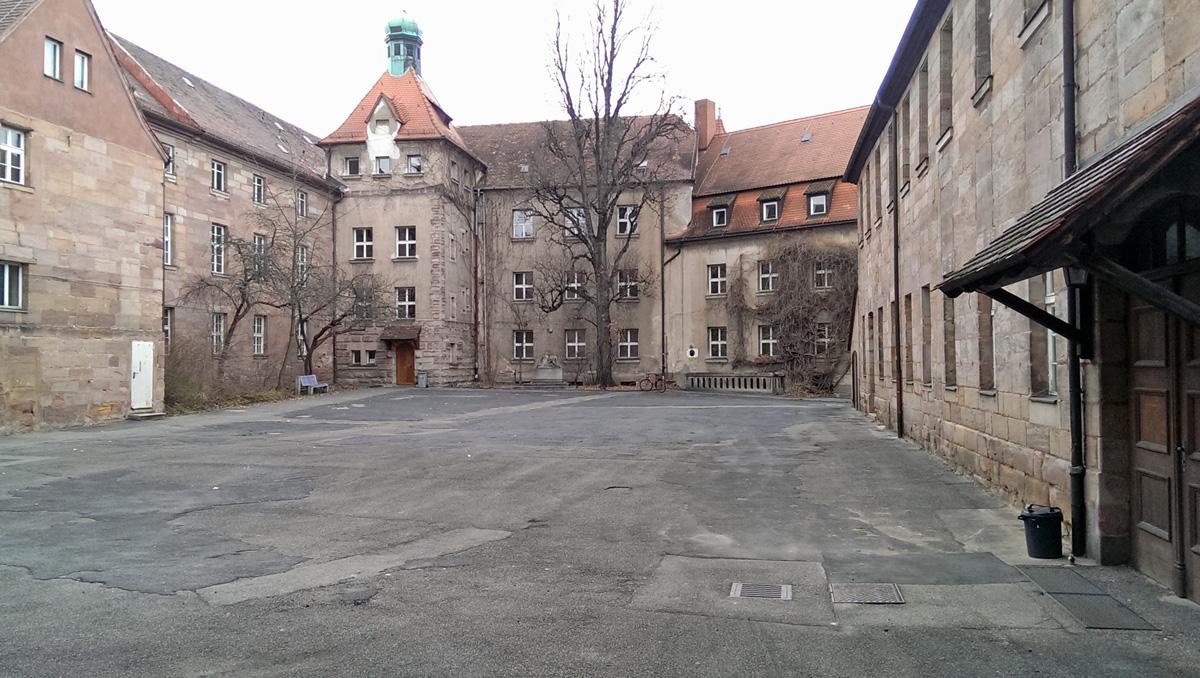 Sanierung Altes Deutsches Gymnasium Schwabach - TEAM FÜR TECHNIK GmbH